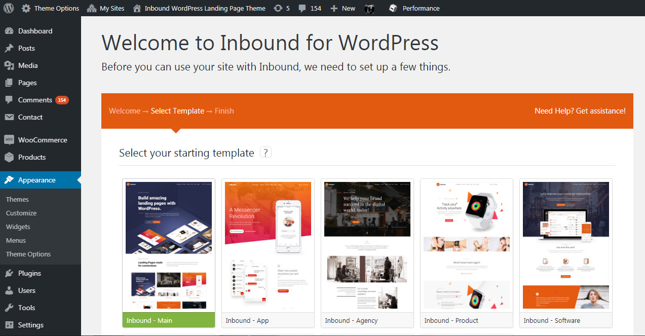 WordPress Landing Page Tutorial